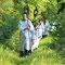 Processione del Venerdì Santo nel bosco