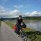Irgendwo an der Donau, hinter der Schlögener Schlinge, Österreich.