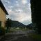 Grein, am Anfang der Wachau, Österreich.
