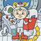 キャラクター NTTサイバーソリューション研究所