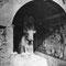 Deir el-Bahari. Templo de Mentuhotep II.