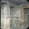 Abu Simbel. Interior del Templo de Ramsés II.