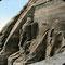 Abu Simbel. Templo de Ramsés II.