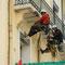béton balcon hauteur cordistes accès difficiles 34