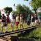Bordesholmer Landfrauen; Fahrradtour Eider-Treene-Sorge im Juni 2016