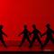 Im Rotlichtmilieu herrschte aus mir unerfindlichen Gründen oft Gedränge.