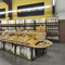 Le Marché de léopold - design mobilier table boulangerie