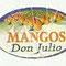Mango sticker from Argentina
