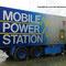 Mobile Powerstation Seitenansicht