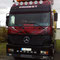 Mercedes Actros Frontansicht