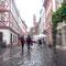 Wir erreichen die Mainzer Altstadt (mit Domblick).
