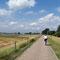 Weiter ging es im U-förmigen Bogen zurück zur Ijssel und zur Hansestadt Zutphen.