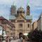 Der Dom von Speyer ist in Wirklichkeit hübscher, als wir es von den Bildern her erwartet hatten.