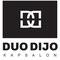 Logo Duo Dijo - kapsalon