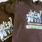 Festbier-Shirt des Finsterwalder Brauhauses zum Sängerfest 2014, digitaler Direktdruck (DTG)
