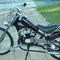 Stock OCC Schwinn Stingray - Blinged out FULL Compliment of PedalChopper Edition Aftermarket Parts.  Jesse James Tank = made functional...  - Rare OCC GullWing style handlebars
