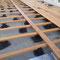 Aufbau Holzterrasse mit Stelzlagern