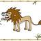 Löwe - Vektorgrafik