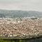 Cahors vu depuis le mont St-Cyr