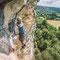 Via Ferrata Jardins de Marqueyssac en Dordogne