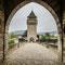 Cahors, sur le pont Valentré