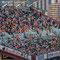 Match de Baseball à Hiroshima