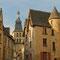 La cité Médiévale de Sarlat en Périgord