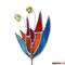 Blume Gartenstecker Tiffany