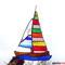 Segelboot Tiffany Fensterbild Segelschiff