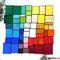 Tiffany Fensterbild Regenbogen Größe XXL