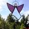 Engel Tiffany Weihnachtsengel Schutzengel