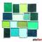 Sonnenfänger grün Tiffany Fensterbild