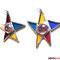 Sterne Tiffany Anhänger