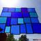 Sonnenfänger blaue Vielfalt Tiffany Fensterbild