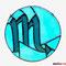 Sternzeichen Skorpion Fensterbild Tiffany