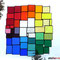 Tiffany Fensterbild Bunte Vielfalt Größe XL