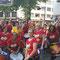 Batucada Zé Samba rue Saint-Charles © Tous droits réservés