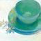 緑のカップ20150901