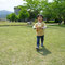 雲仙市の百花台公園