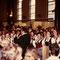 Beim Chorwettbewerb in Nancy, Frankreich 1985