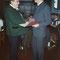 Feier zur Eröffnung des Lainerhofes und zur Ehrung von Horst Deutl mit dem silbernen Stadtsiegel, 1987