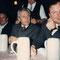 Feier zur Eröffnung des Lainerhofes im Bräustüberl - v.l.n.r.: Horst Deutl, Otto Stöllinger, DI Josef Reschen (damaliger Bürgermeister der Stadt Salzburg)