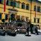 Brauchtumstage in Hellbrunn mit der Trachtenmusikkapelle Aigen, 01.10.2000