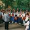 Konzertreise nach Ungarn, 1993