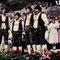 Zauchenseer Viergesang beim Hellbrunner Volksliedsingen, 1986