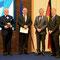 Bild der Preisverleihung: Deutscher Rohstoffeffizienz Preis 2012