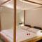 Schlafzimmer -  Wohnung 2 -  Ferienhaus Traumblick