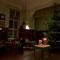 Festlich dekorierter Saal