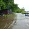 02.06.2013 - die Kabinen sind überflutet