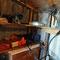 08.06.2013 - Aufräumarbeiten 2. Tag - Werkstatt vorher